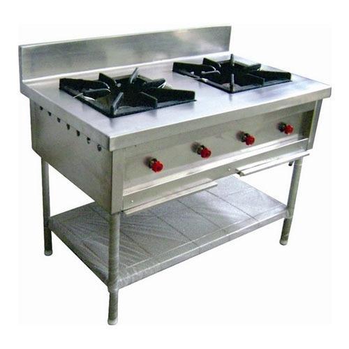2 Burner Indian Gas Range Hotel Equipments manufacturer Description ...
