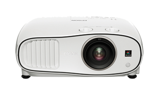 Epson Home Theatre TW6700 2D/3D Full HD 1080p 3LCD Projector SET FREE AN OUT-OF-THIS-WORLD IMMERSIVE EXPERIENCE. Be amazed by the full immersive experience that comes out of an Epson Home Projector. Free yourself from conventional TV screen sizes with up to 300-inch of larger-than-life projection. Be blown away by up to three times colour brightness via 3LCD technology, and witness stunning realism with up to three times wider colour range. Don't just watch the action. Be part of it. Full HD Resolution White and Colour Light Output at 3, 000 lumens Contrast Ratio at 70, 000:1 Built-in 10W x 2 Stereo Speaker Ease of projection with quick corner and horizontal keystone sliders Connectivity to your Bluetooth speaker
