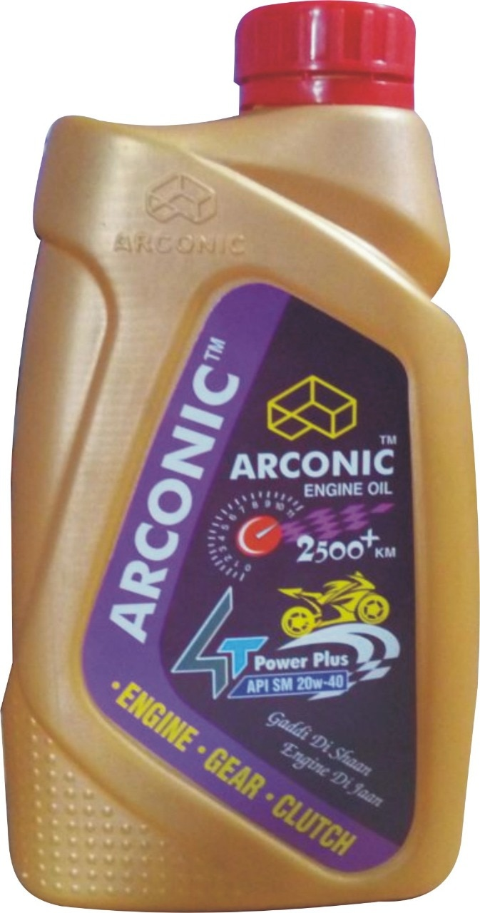 Arconic 4t engine oil
