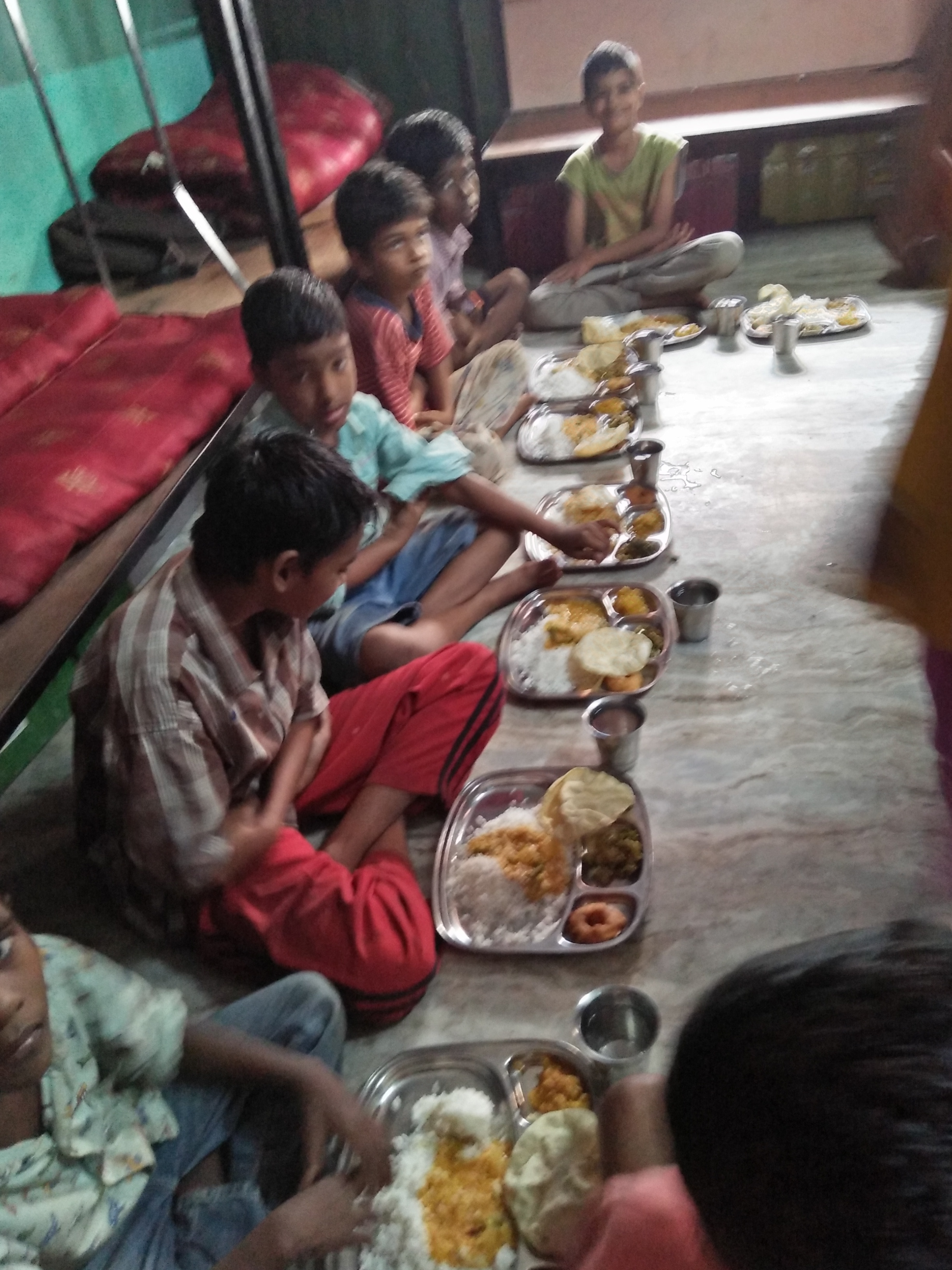 "DONATION FOR POOR CHILD  Mainstreaming the Orphan, Semi Orphan and Street children in the orphanage building by providing care, support & protection through shelter, food, and education is our mission.  We send receipt to your respected donation or can due donate online At Children Bank Details: http://needyouraid.com/campaigns/safe-india Tax deductible U/S 80 G (5) (vi) of Income Tax cheque/DD. Cheque draft is to be made in favour of ""SAFE INDIA"" at Chennai. Our contact No: 9500171877"