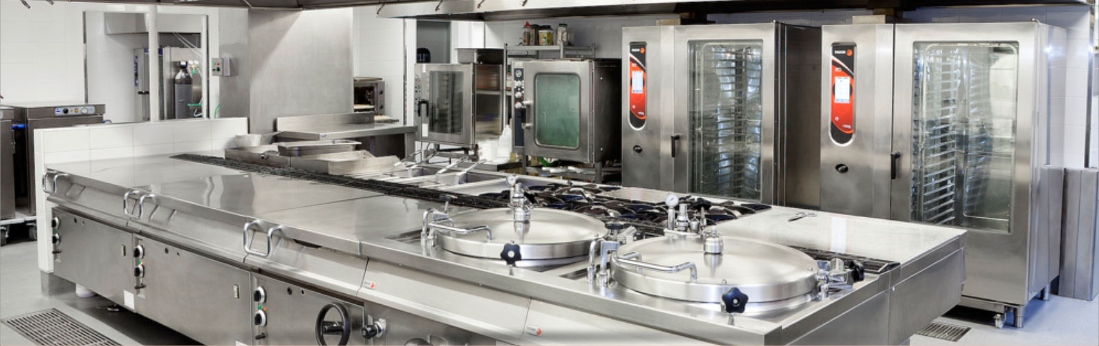 Where to buy professional kitchen equipment for cafes