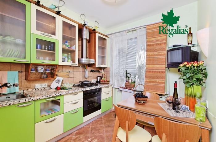 Regalias® Interio Modular Kitchen Modular Wardrobes Crockery Units Dining Tables Sofa Set Bar Cabinets TV Cabinets