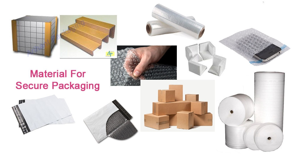 Pack your products in such a way that they can delivered safely & securely...  Make your package strong, safe, tamper proof, rigid & elegant...   From Cartons or corrugated boxes, Tamper proof courier & security bags, Bubble courier bags, Adhesive tapes, Air bubble wrap rolls, films & pouches, Shrink films, Stretch films, Hessian clothes to different Packaging machines & many more packaging products & packing material which you are searching for.... are provided by us... Material for safe & secure packaging....   Superior Quality Packaging Solution Provider....Arihant Packaging from Jaipur, Rajasthan, India....