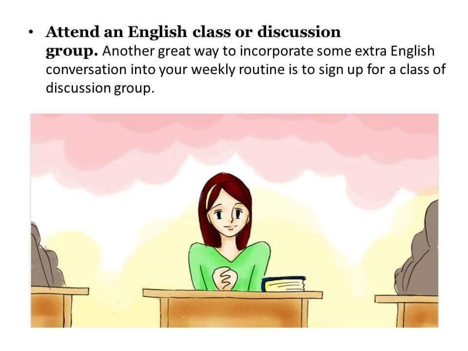 LEARN TO SPEAK ENGLI