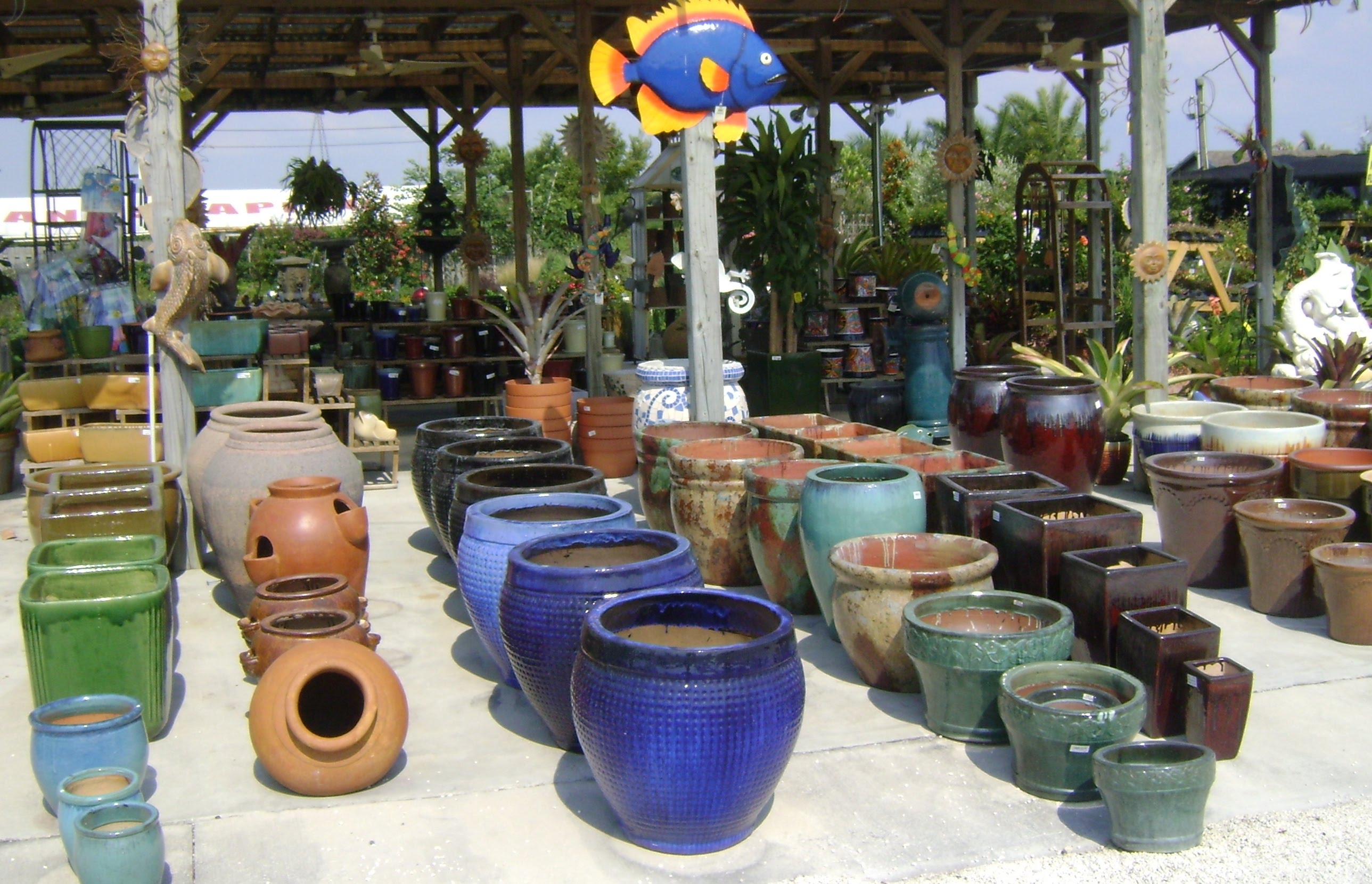 Garden Pots supplier