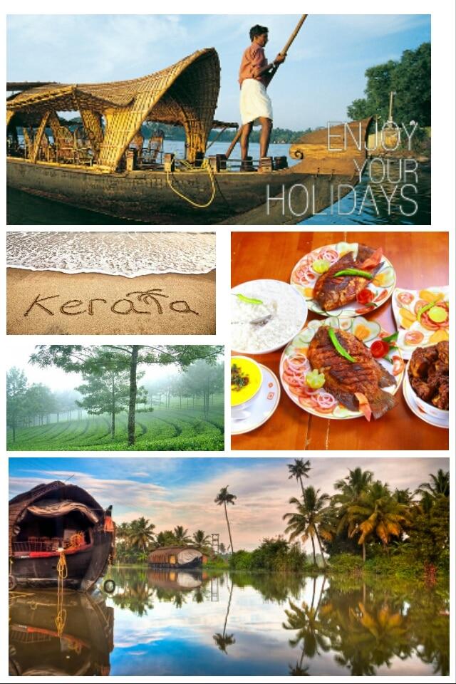 Trip to Kerala (Way