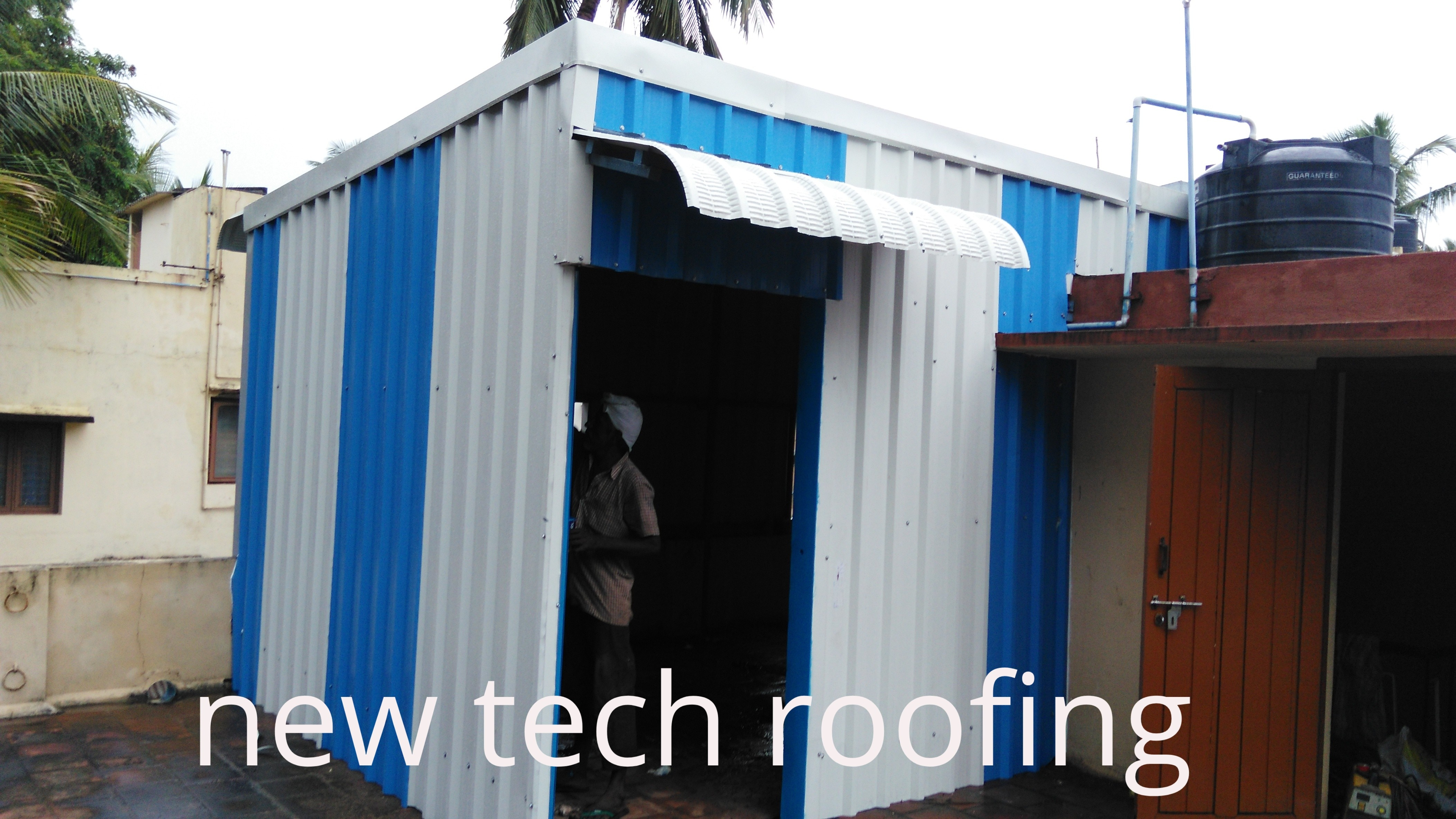 Roofing Shed Manufac