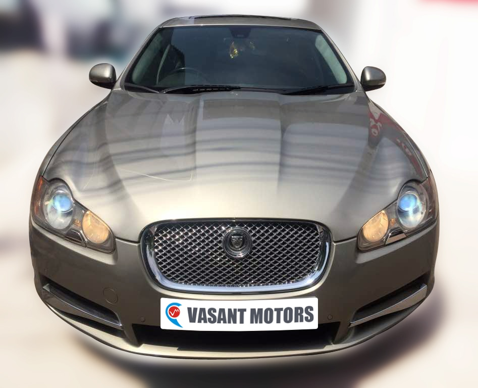 JAGUAR XF (CASHMERE GOLD COLOR, PETROL 5.0L), 2010 model done only 32, 000km in absolute mint condition. For further info call 7569696666