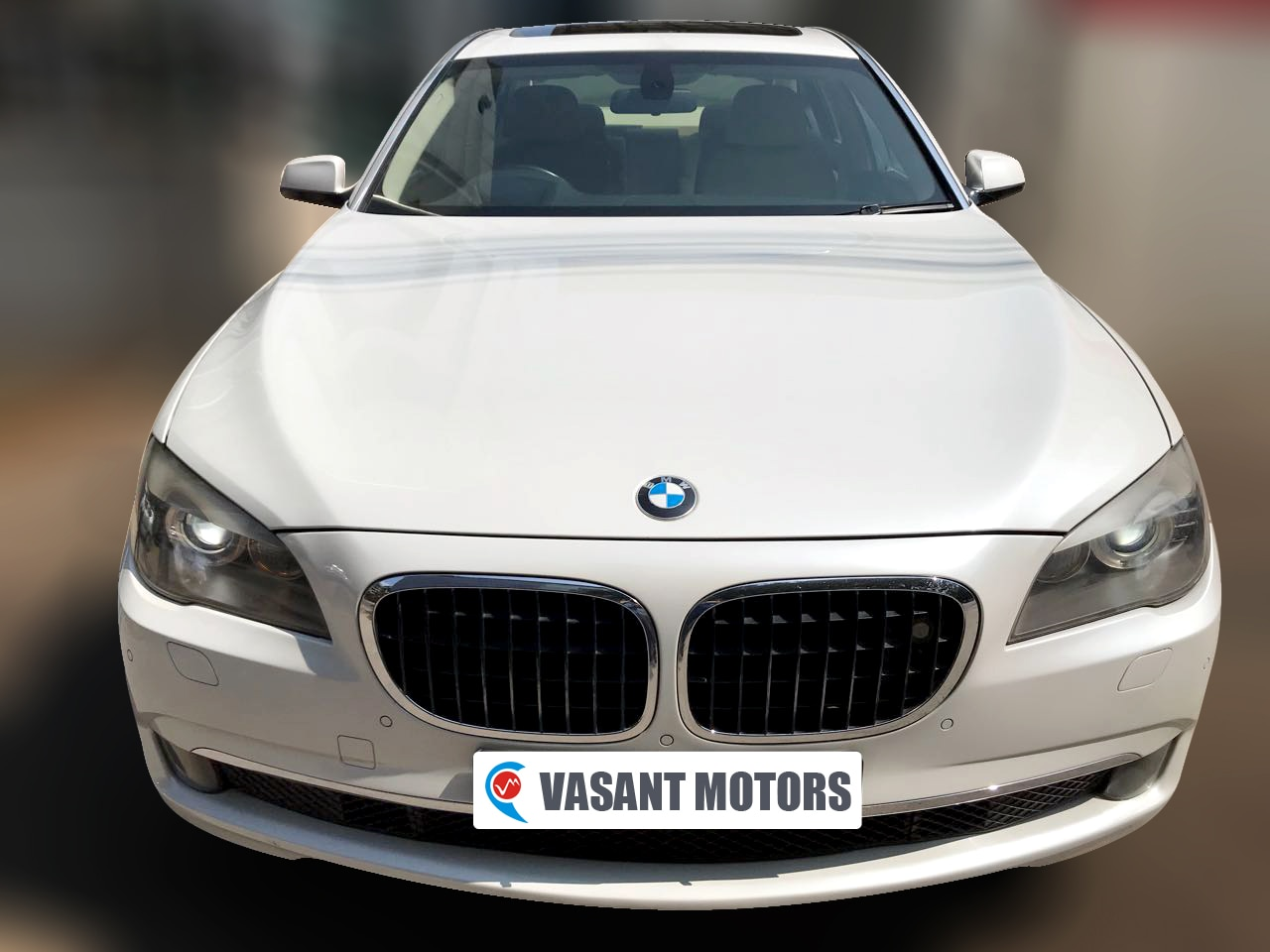 BMW 730LD (WHITE COLOR, DIESEL), 2009 model done only 53, 000km in absolute mint condition. For further info call 7569696666