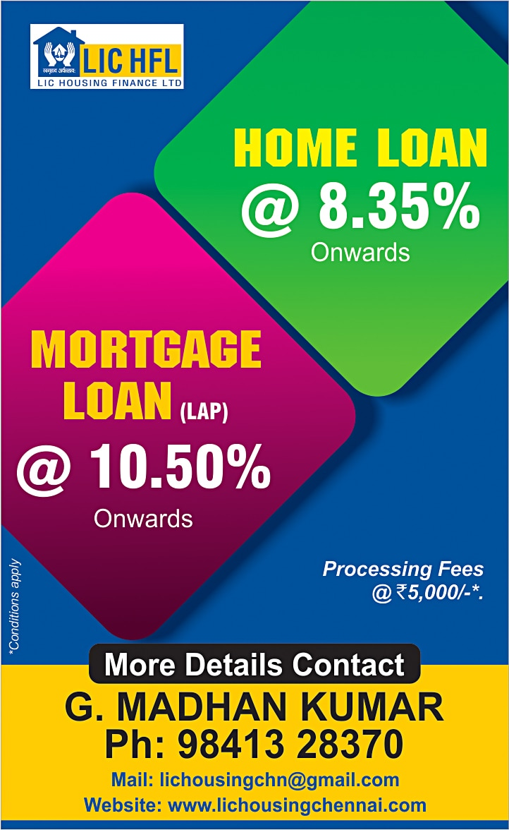 Lic housing offers H