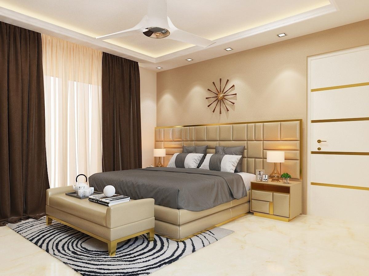 pooja by designers interior pin surat mandir design kamlesh designer morden maniya india