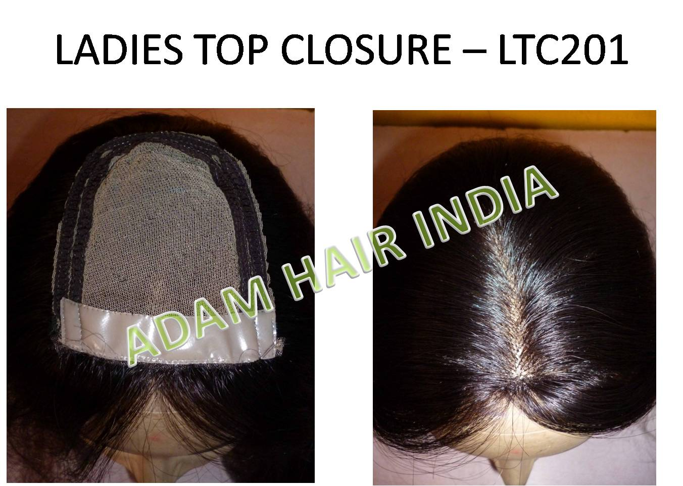 Top Closure Hair Extension In Anna Nagar Che Adam Hair India Call
