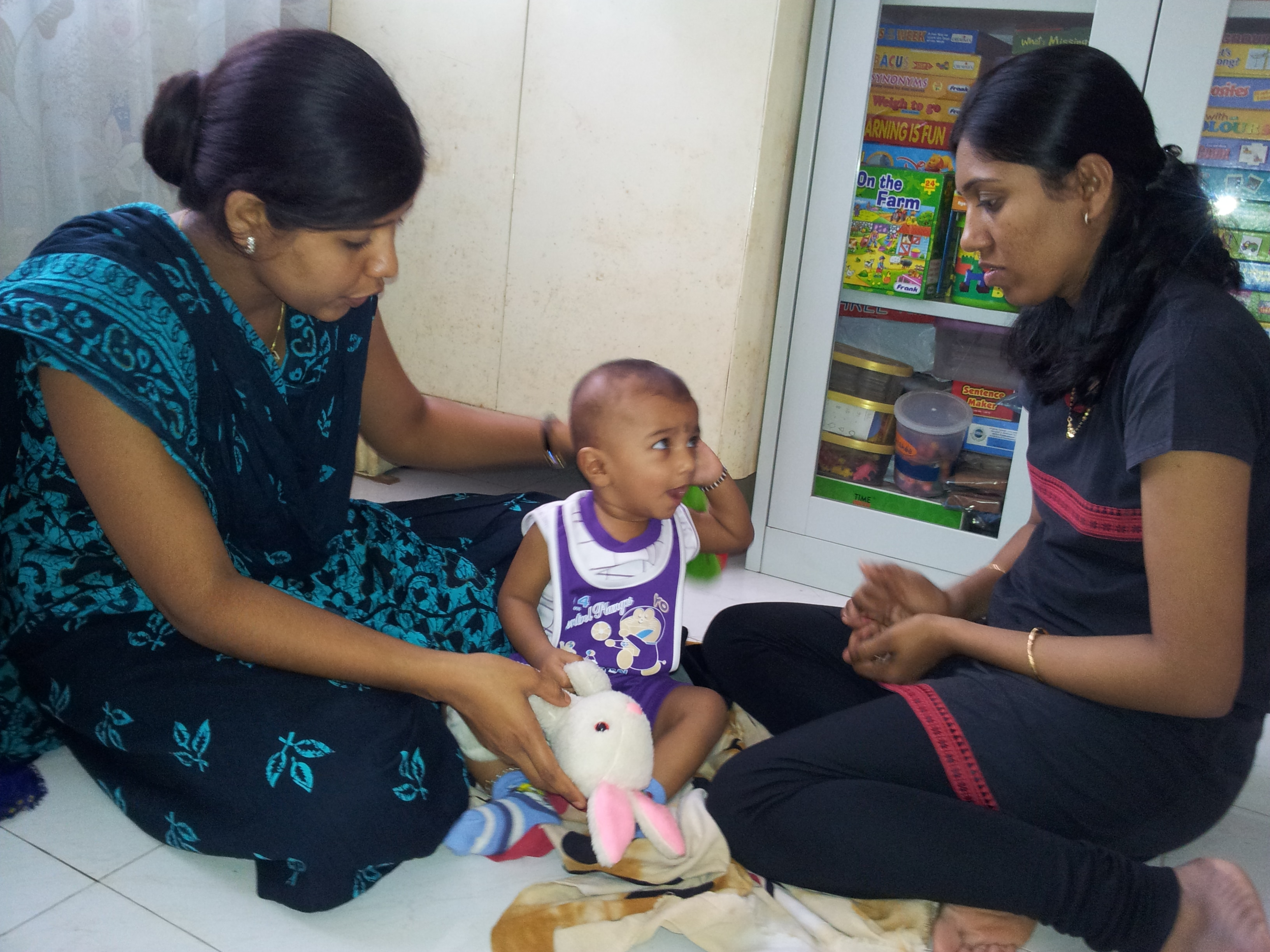 Speech Therapy at Sh