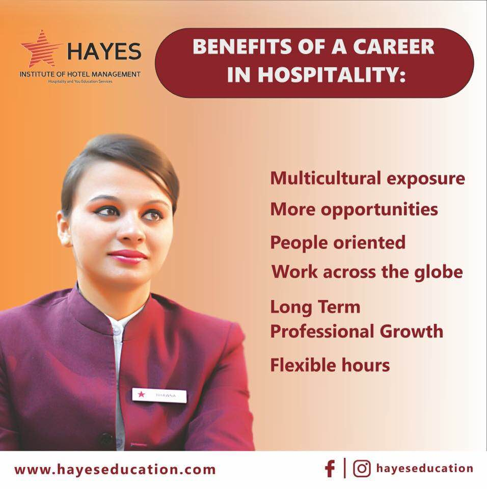 BENEFITS OF A CAREER