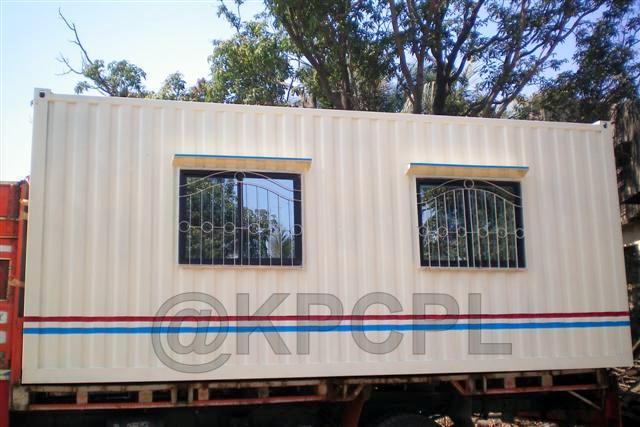 This is Portable Office Cabin . Size of this Portable cabin is 20