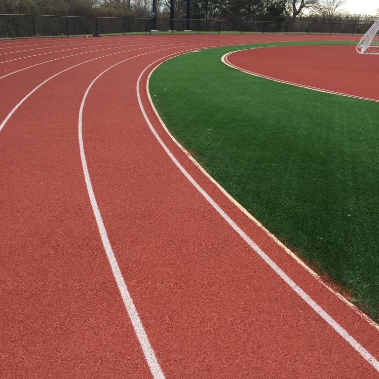 Athletic Tracks Run