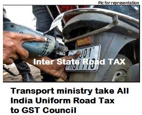 Soon, no road tax fo