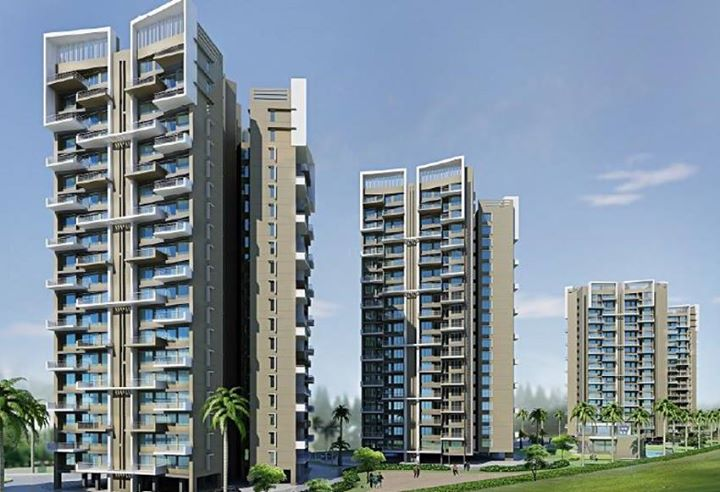 "Kalpataru ""Crescendo""  WAKAD  2/3 bhk start from 68 lac. and 1.04 cr."