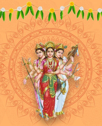 Durga Lakshmi Saraswathi Homam  Many are afflicted by Doshas in their birth chart, facing obstacles in every avenue of life. The Durga Lakshmi Saraswati Parihara is dedicated to the three powerful goddesses Durga, Lakshmi and Saraswati. It is believed that all the Doshas in horoscope can be nullified with blessings from these goddesses.  For more information click on  <a title=