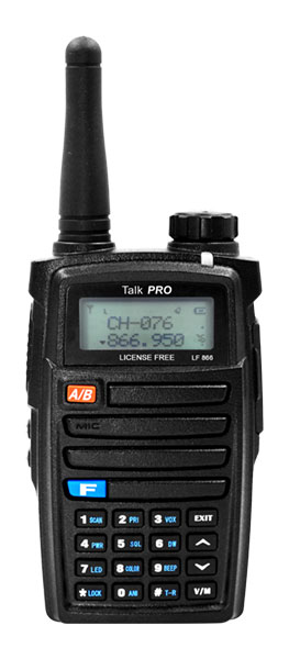 License Free Walkie Talkie - LF866  dealer in udaipur  Pyroson Electronics is a leading dealer and supplier of two way radio/ wireless communication and Industrial Electronics, UHF short range easy license radio's and service center of Rajasthan, India.