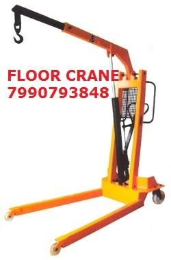 Hydraulic Floor Cran
