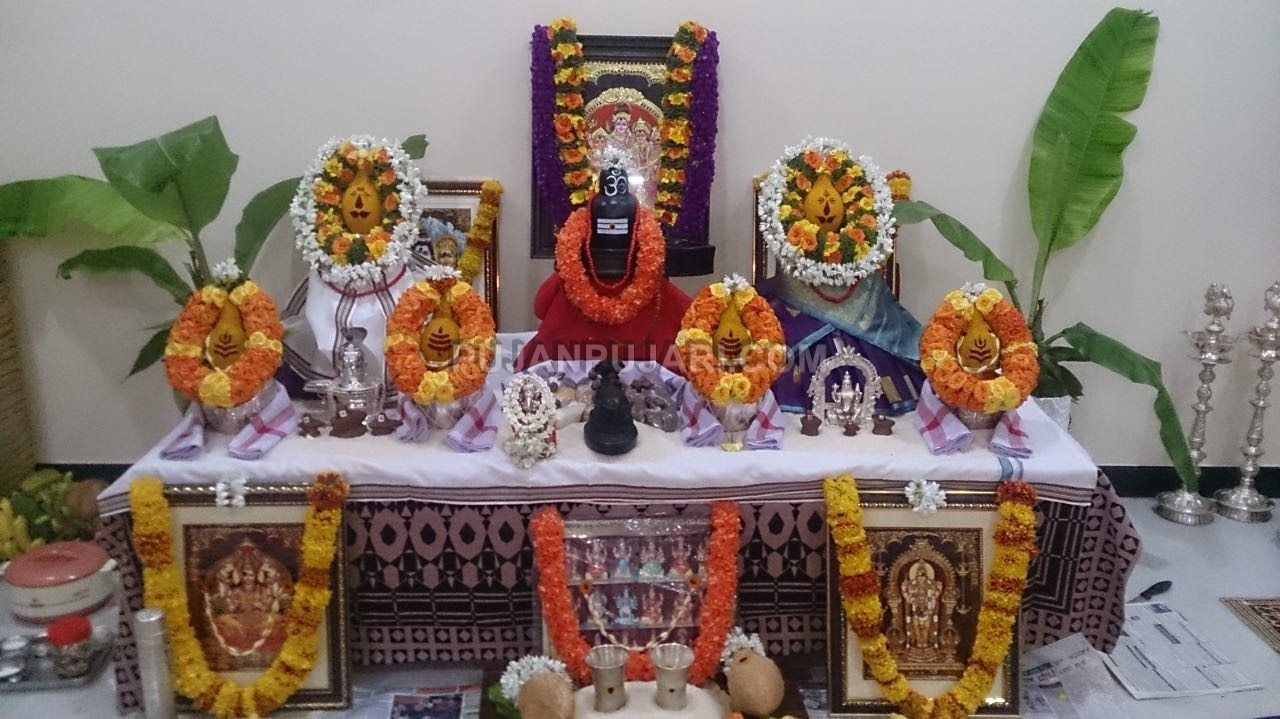 Griha Pravesh Puja  Gruhapravesha Pooja or the House Warming Ceremony is performed when someone moves to any new house. By performing this Pooja, on can negate all the negative energies around the new house to peace there peacefully.  For more details of <a title=