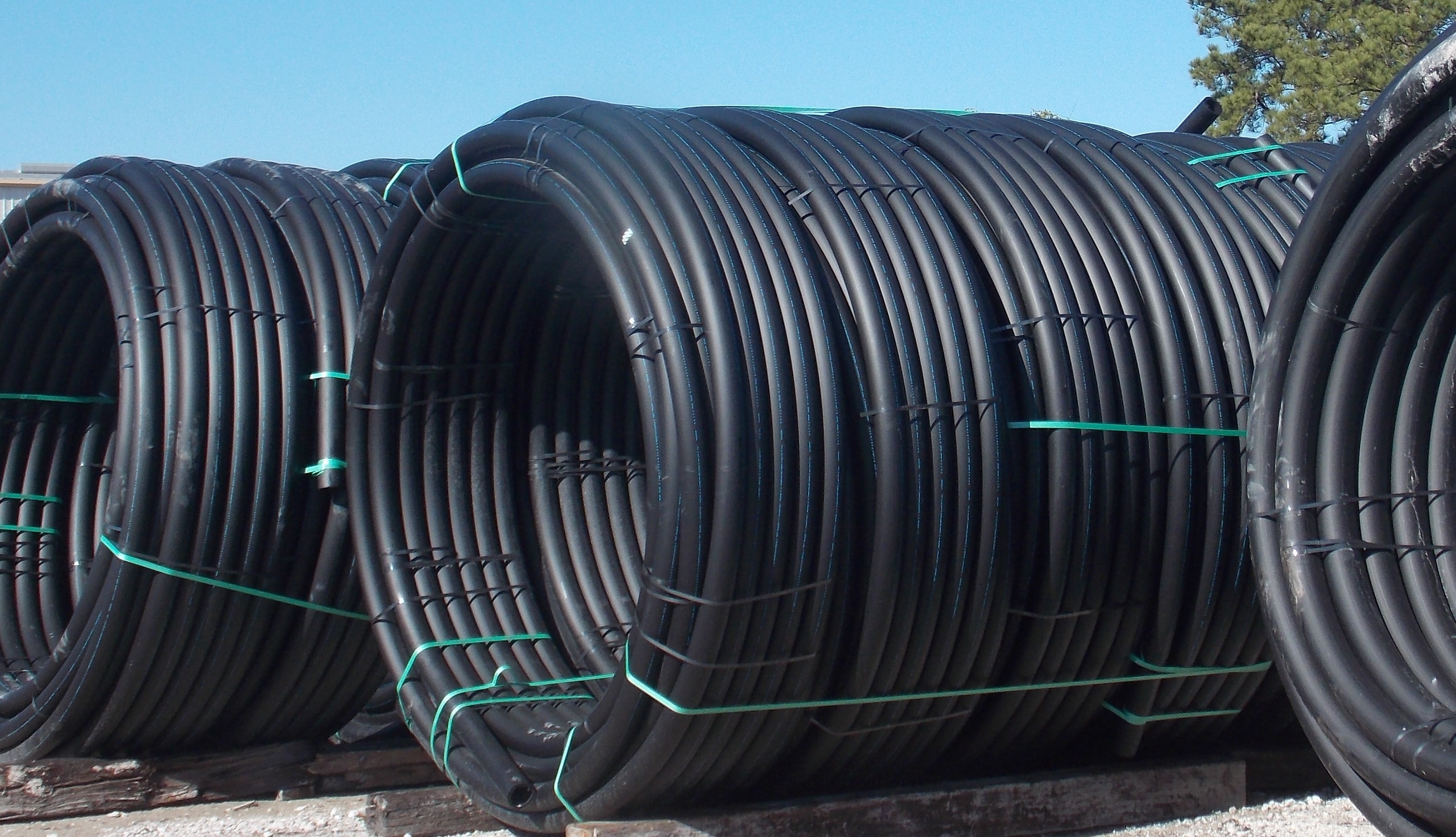 Varun waterman hdpe water pipes are highly elegant polymers