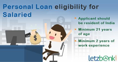 Personal Loan Eligil