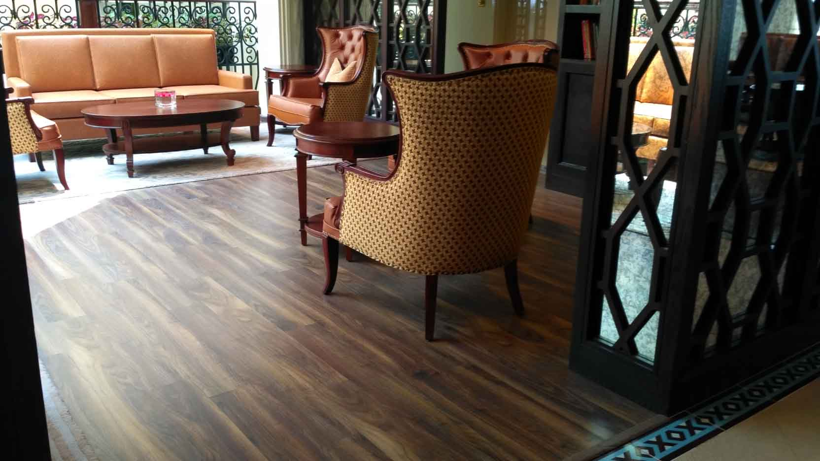 This Model Of Ibis Laminated Flooring Goes With All Kind Furnitures Its Good For People Who Have