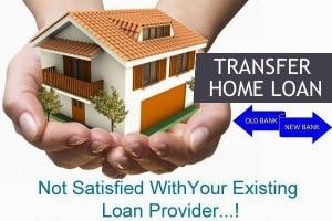 Transfer Home Loan N