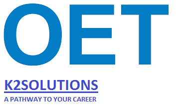 OET Preparation Course - k2 Solutions New batches Starting!!!!  Occupational English Test K2 Solutions Institute OET Preparation Course oet coaching oet exam preparation oet syllabus oet sample test oet login free demo class OET in Ludhiana Best OET coaching in Ludhiana OET Coaching Center in Ludhiana   OET Coaching in Ludhiana OET (Occupational English Test) Training Provided by K2 Solutions Ludhiana  OET Training for Medical practitioners  Occupational English test is meant specifically for the medical professionals. In order to work as a medical professional overseas it is required that you should clear this OET. We, K2 Solutions, offer OET training to students who are taking this test to advance their medical career. To make the students perfect in all four modules of OET examination such as Listening, Reading, Writing and Speaking we have categorized our course and simplified the learning process. Basic to Advance level courses are offered and taught by highly experienced faculty.  Who can take OET Exam? :-  You can take OET exam if you belong to any of them professions such as Dentistry, Dietetics, Medicine, Nursing, Physiotherapy, Pharmacy, Podiatry, Radiography etc. Most of students who are doing nursing courses take this exam to migrate to foreign countries for permanent residency and work visa   Why should you apply for OET training? OET has become a must for medical professionals who are looking for a fruitful career overseas.  Benefits of taking OET training at Rise Global Academy: If you are applying for OET training classes at k2 Solutions then you will have the chance to get trained by the best OET trainers. We provide our students myriad facilities. They can have the chance to get trained in all four modules and get passed easily. We give individual concentration to each and every student.  oet test dates oet exam registration oet exam requirements oet result best oet coaching centre oet nursing books  Venue :- K2 Solutions Institute, SCO no 6, First Floor, Novelty Plaza, Bhai Bhala Chownk, Ferozepur Road, Ludhiana Phone No 9216345675  Email-id :- info@k2solutiongroup.com