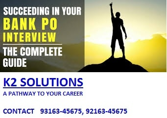 SSC, Bank PO, RRB, UPSC, IBPS Exam Coaching - K2 Solutions  Bank coaching best coaching institute in ludhiana Punjab Govt. jobs at the Affordable Fees in Ludhiana IBPS coaching in ludhiana RRB coaching in ludhiana SSC coaching in ludhiana Best Coaching for Bank PO in Ludhiana  K2 Solutions has gained an enviable position as the pioneer in providing training for all competitive exams and helping the students to get admission in reputable schools/ colleges/universitiesetc. It takes pride in celebrating the success it envisions with you as our student.  K2 Solutions has come to you as a new-age learning centre which is aimed at equipping a modern day student with the best shortcuts delivered through our highly innovative learning system. It is our endeavour to make a difference with a guidance panel of eminent educational gurus and faculty experts in their fields. Our new age teaching tools, ideas and concepts make learning of every subject more interesting & interactive for students.  Bank exams coaching in ludhiana SSC exam coaching in ludhiana Bank PO in Ludhiana Bank Jobs in Ludhiana Bank Clerk Jobs in ludhiana CGL coaching in ludhiana Banking institute in Ludhiana Bank coaching centres in ludhiana  Venue :- K2 Solutions Institute, SCO no 6, First Floor, Novelty Plaza,  Bhai Bhala Chowk, Ferozepur Road, Ludhiana Phone No 92163-45675  Email-id :- info@k2solutiongroup.com
