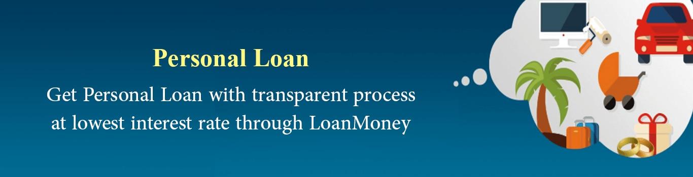 Get Personal Loan wi