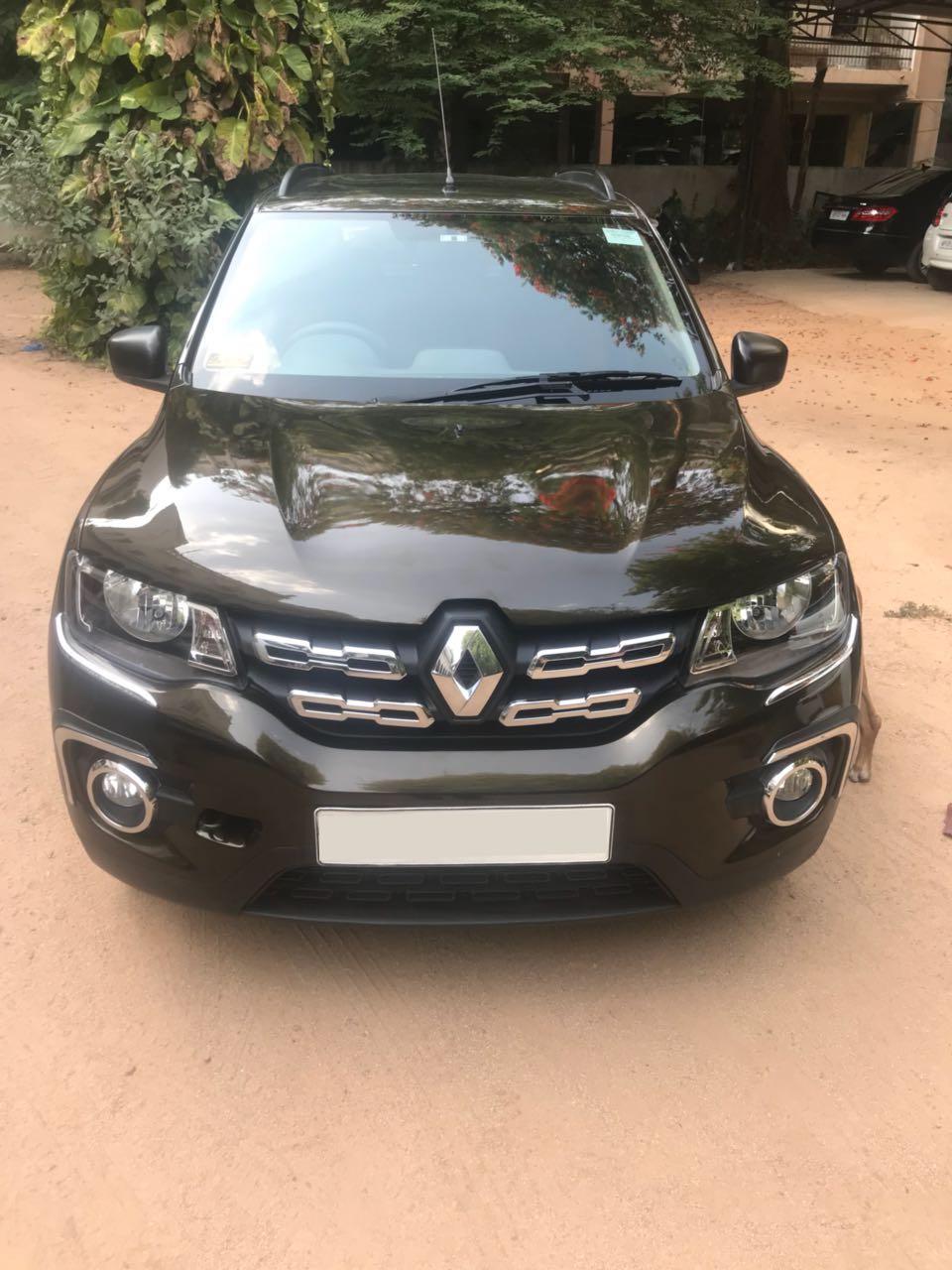 Renault KWID 2017 mo