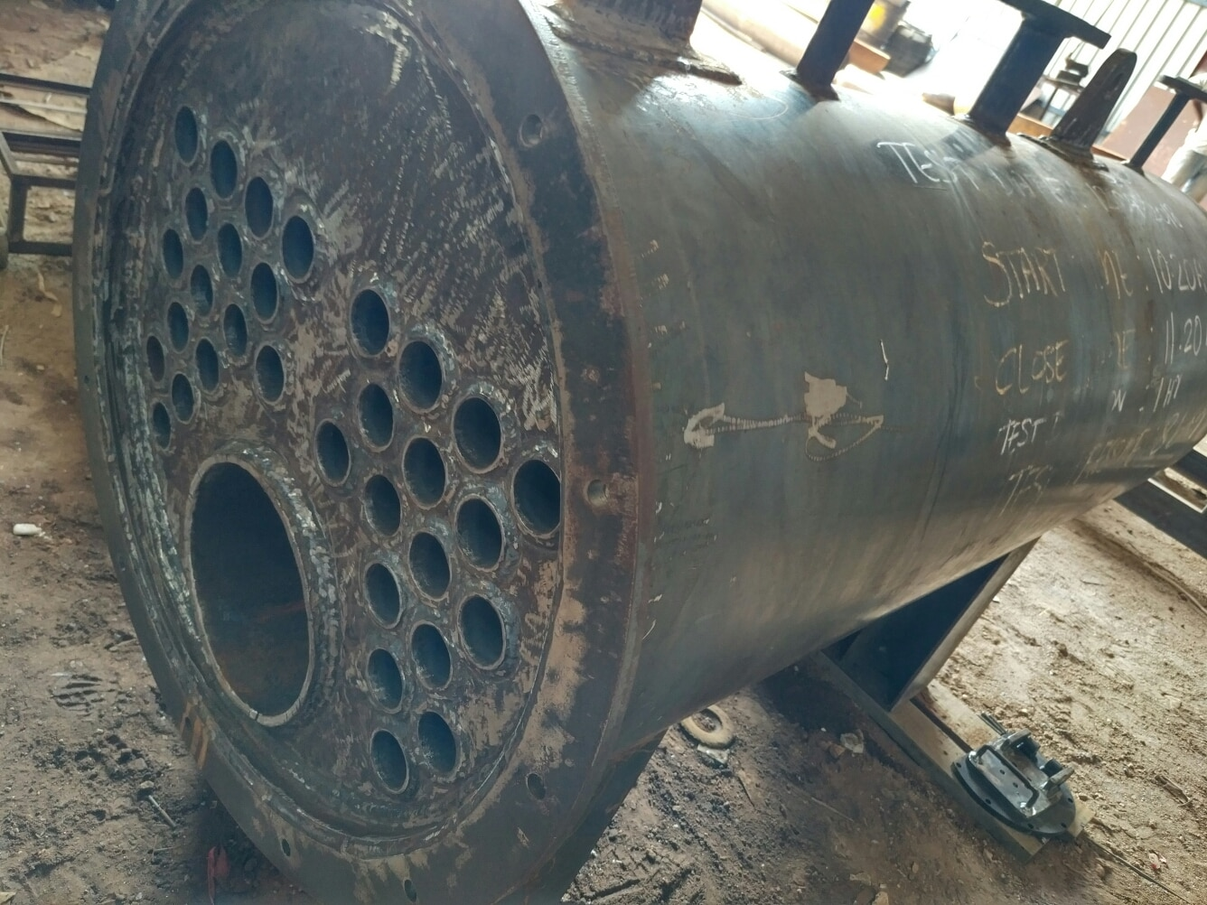 Package Boiler We are specialists in manufacturing Oil / Gas Fired Package Boilers, Wood Fired Package Boiler, Electrical Boilers from 100kgs to 20Tons capacity. Pressure Range : 6 -20bar