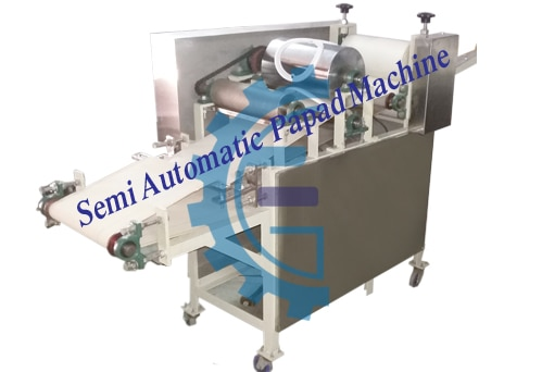 Fully  AutomaticPapad Making Machine Manufacturers  Our organization provides a wide range of Papad Making Machine to our clients at competitive prices. We offer our range in various shapes and sizes, which can be customized as per the requirement of our clients