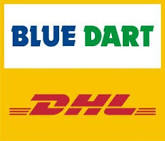 Bluedart. Bluedart courier service which is one of the best-known domestic and international courier services in South Asia. ... UPS. The company, founded in 1907, United Parcel Services, commonly referred to as UPS, is an American package delivery company with global operations. ... DHL. ... FedEx. ... DTDC.