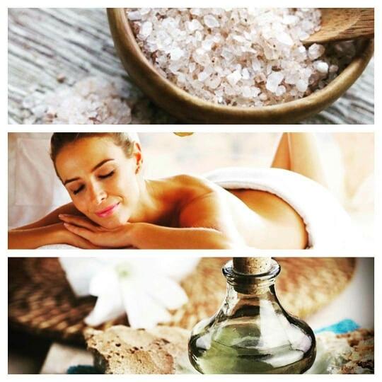 Rs 2100 ( 90 mints) DeepTissue Massages & Sea salt scrub