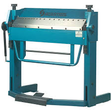 We Are the largest Manufacturer of Sheet Metal Machines.