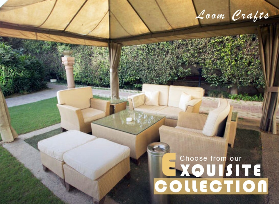Choose from our exquisite collection, that can even be customized as per the selected design and exterior sensibility.