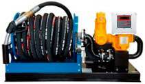 High flow system high accuracy Diesel, petrol, kerosene, jet fuel and chemical or non corrosive liquid