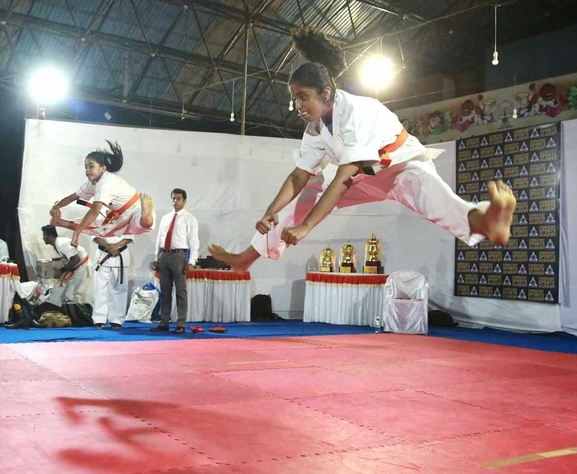 1st Maharastra State