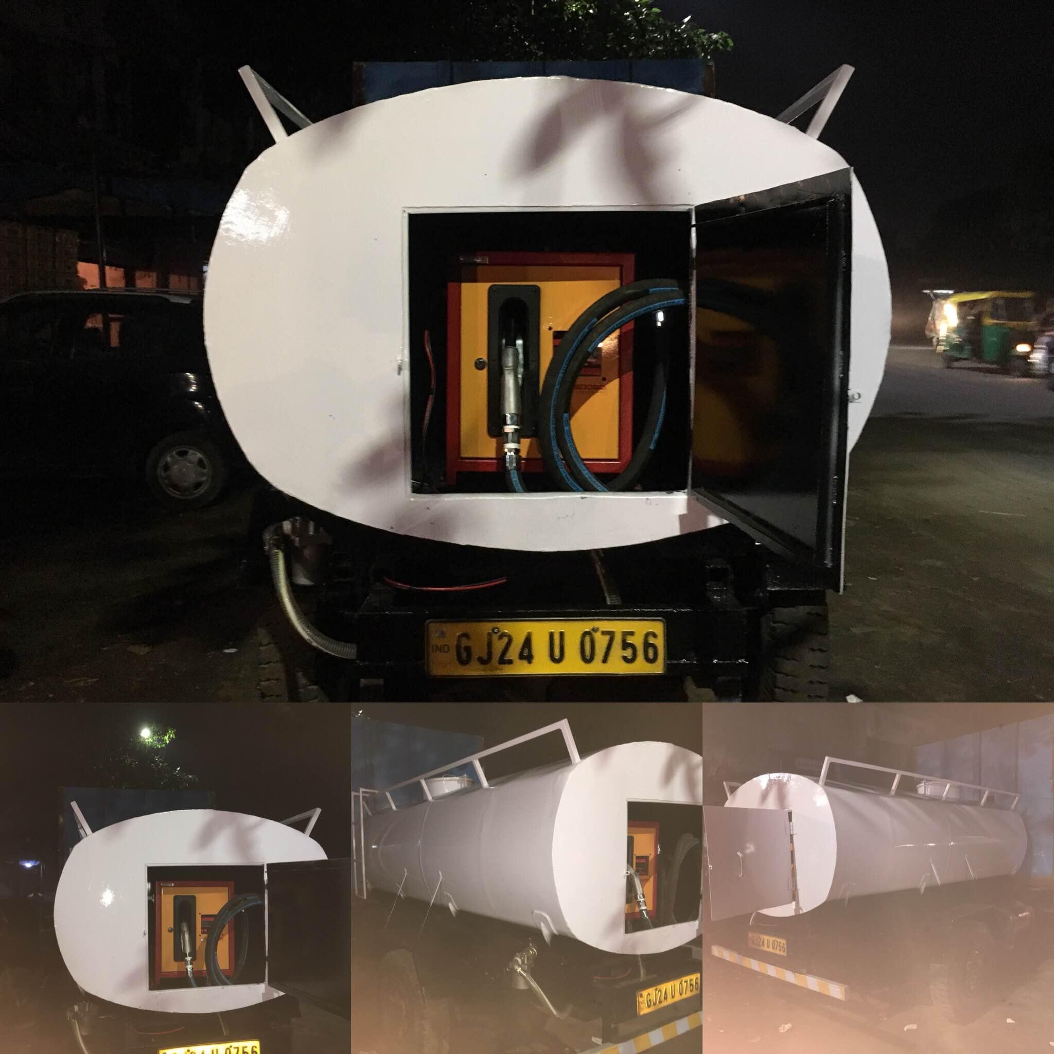 Diesel browser Mobile fuel dispenserRefueller