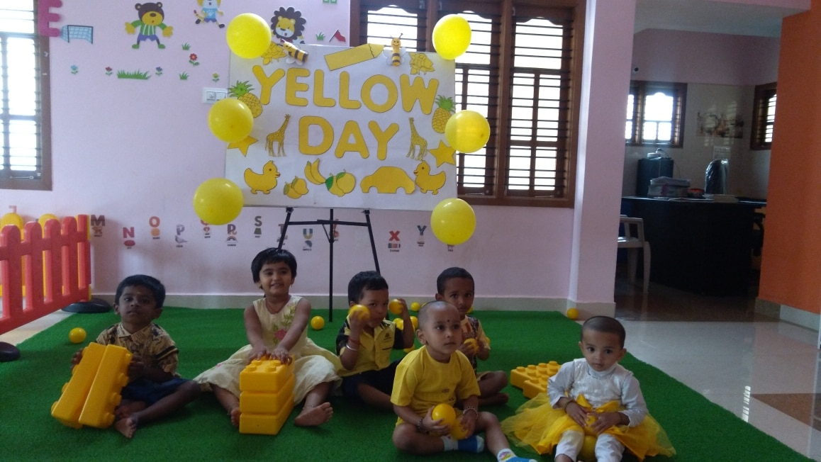 Play School In Jayanthi Nagar Pre School In The Little Genius Pre