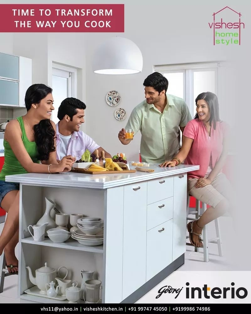 Godrej Kitchen at Ah