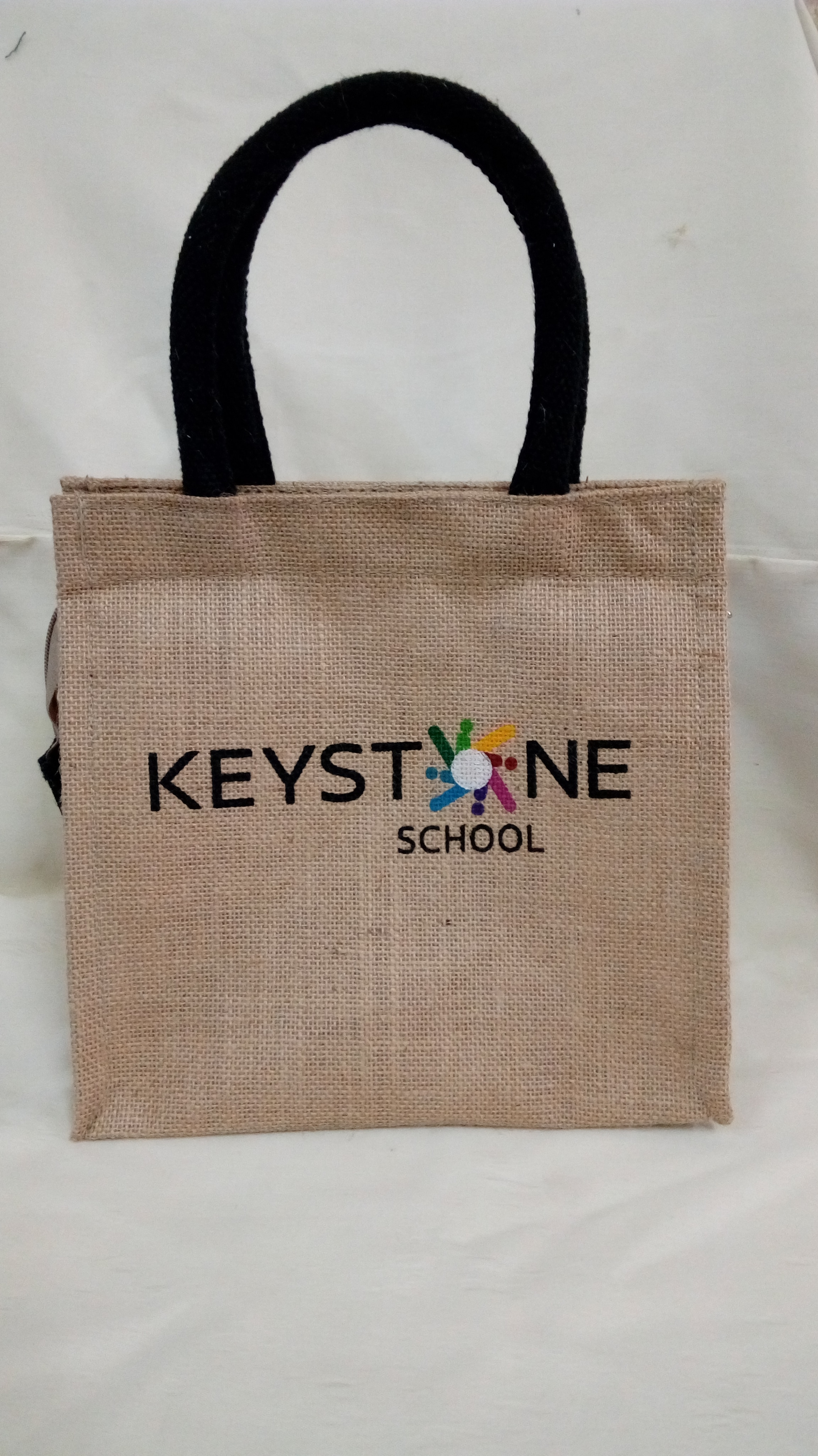 Saran Jute Bags is a leading Jute Bags Manufacturer with FineQualityJuteMaterial. We manufacture JuteCarryBags , JuteVegetableBags , JuteSchoolBags , JuteTravelBags , JuteFileFolders , DesignerLadiesHandBags , LunchBags , WaterBottleBags , Potlis , Handpurses , ReturnGiftBags , PromotionalBags , Executive Sling Bags , LaptopBags , Executivebags, MulticolourSlingBags etc.   This is Jute Lunch bag, it can be given as a #Returngift in Birthday party and Functions and it is bio-degradable , Eco-Friendly in nature. Your logo or message can be printed on it and customization also will be done. We take Bulkorders also .   **For a Small Change StopUsingPlasticbags and StartUsingJuteBags  **Today'sSavings is TomorrowsEarnings. SaveEnvironment  SavePollution SaveEarth   For more Latest Updates Like and Share our Facebook Page  https://www.facebook.com/Saran-Jute-Bags-323575157681423/  For more Latest Updates Follow us on Twitter Page  https://twitter.com/SaranJuteBags  Our products will be available in Hyderabad Mehdipatnam Telangana AndhraPradesh Mumbai Banglore USA Greystone Frisco ShilparamamHyderabad Labbipet Vijayawada DilipSuperMarketManikonda Manikonda DilipSuperMarketAlkapurTownship AlkapurTownship BalajiGrandBazarKondapur BalajiGrandBazarMehdipatnam SaranJuteBags.  JuteBags JuteBagsManufacturer JuteBagsMaking JuteBagPriniting JuteBagsCustomizePrint
