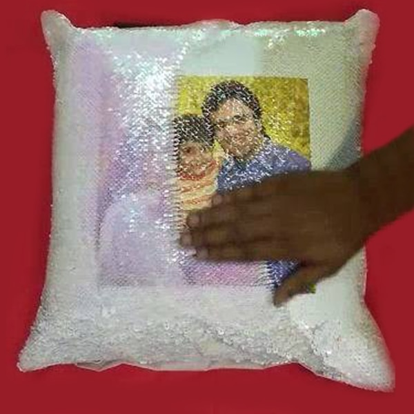 Magic Pillow, Sequin