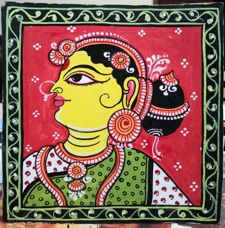 Patchitra odisha tre