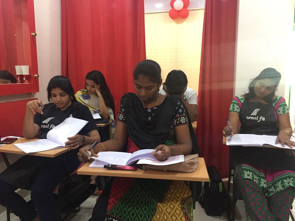 Beauty Parlour Classes For Advance Course Tip Tips And Toes Beauty