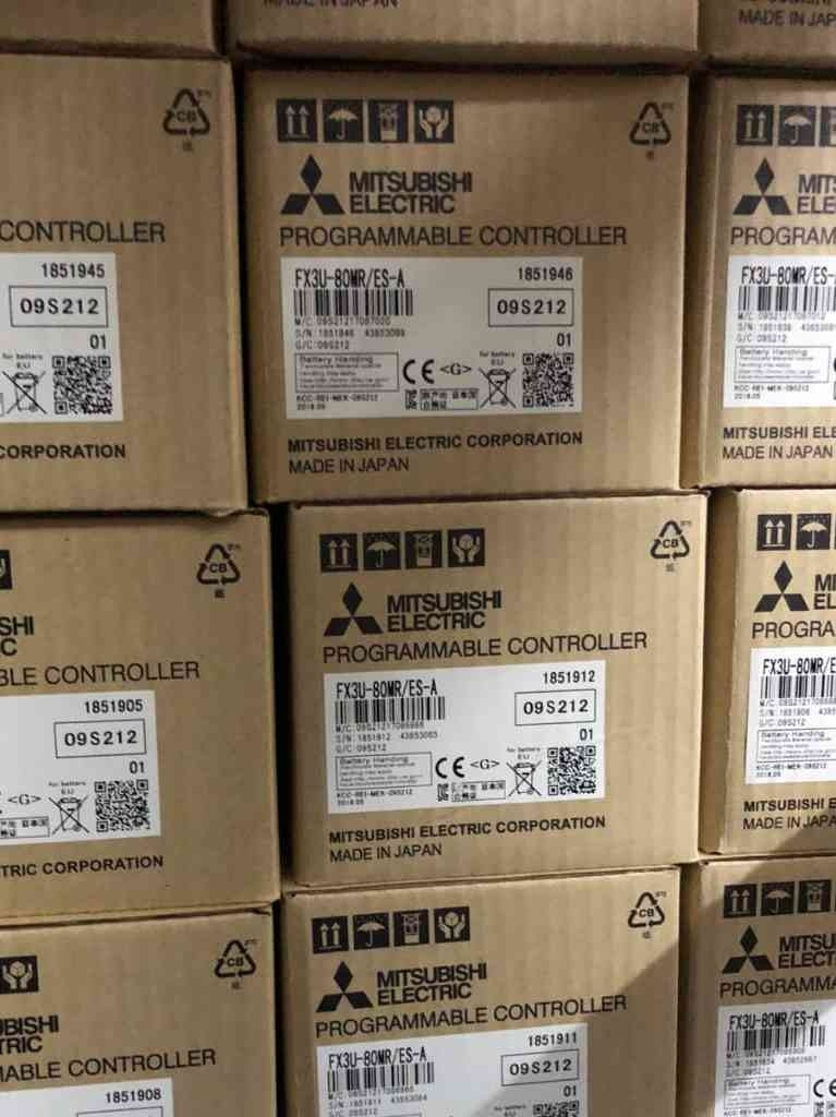 Mitsubishi PLC best price | Ajanta Control System - AC Drives